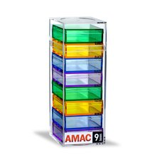 <strong>AMAC</strong> Chroma 102 9-Piece Container Set