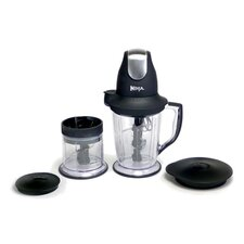 Master Prep Pro Food Processor and Drink Mixer in Black