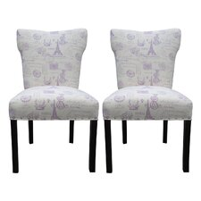Bella Side Chairs (Set of 2)