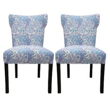 <strong>Sole Designs</strong> Bella Side Chairs (Set of 2)