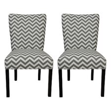 <strong>Sole Designs</strong> Julia Side Chairs (Set of 2)