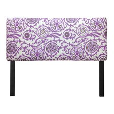 <strong>Sole Designs</strong> Suzani Grapevine Upholstered Headboard