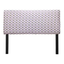 Carnival Grape Upholstered Headboard