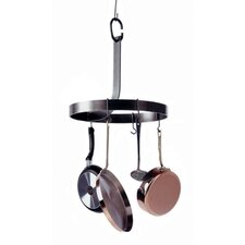 "<strong>Enclume</strong> Premier The ""J"" Hanging Pot Rack"