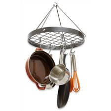 <strong>Enclume</strong> Decor Cottage Round Hanging Pot Rack