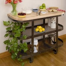 Baker's Sideboard Kitchen Cart Base