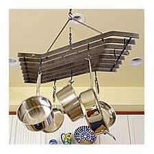 <strong>Enclume</strong> Decor Z Hanging Pot Rack