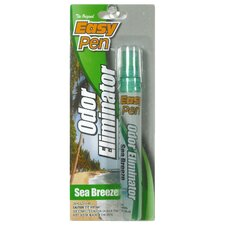 Easy Pen Odor Eliminator, Sea Breeze Scent, 2pk