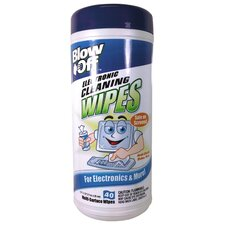 Blow Off™ Electronic Cleaning Wipes, 2pk