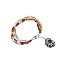 Liu Li Art Chinese Zodiac Horse Charm Bracelet