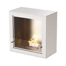<strong>EcoSmart Fire</strong> Cube Jr. Bio-Ethanol Fireplace