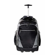 <strong>ECO STYLE</strong> Sports Voyage Rolling Backpack