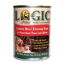 Canine Beef Dinner Fare Dog Food (Case of 12)