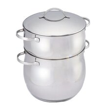 Gourmet 3 Piece Pot Set