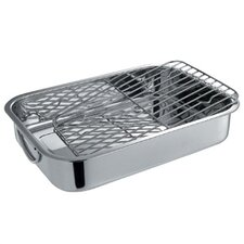 "<strong>Cuisinox</strong> 16"" Roaster with Rack"