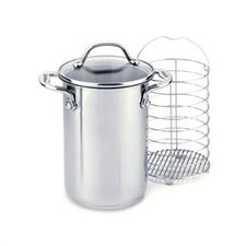 <strong>Cuisinox</strong> Elite 3.5 Quart Covered Asparagus Steamer