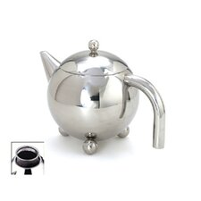 <strong>Cuisinox</strong> 30 Oz Footed Teapot with Infuser