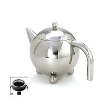 51 Oz Footed Teapot with Infuser