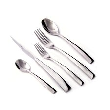 Raquel 20 Piece Flatware Set