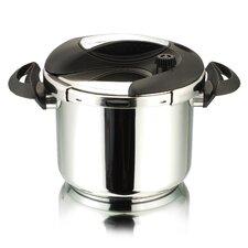 Deluxe 7.4-Quart Pressure Cooker