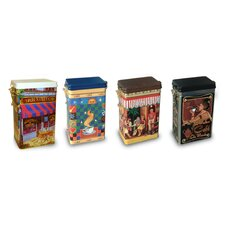 Coffee Tin (Set of 4)