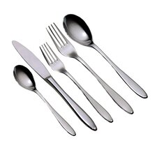 Alpha 20 Piece Flatware Set