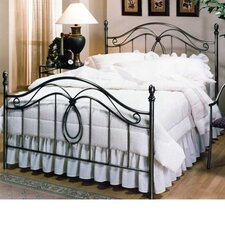 Milano Metal Bed