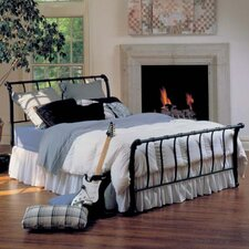 <strong>Hillsdale Furniture</strong> Janis Sleigh Bed