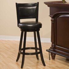 "<strong>Hillsdale Furniture</strong> Swivel Dennery 29"" Bar Stool"