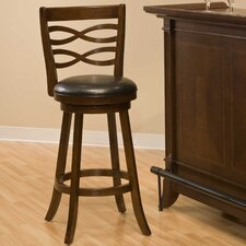 "<strong>Hillsdale Furniture</strong> Swivel Elkhorn 30"" Bar Stool"