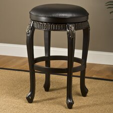 "<strong>Hillsdale Furniture</strong> Fleur De Lis 25"" Swivel Bar Stool"