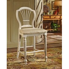 "<strong>Hillsdale Furniture</strong> Wilshire 23.25"" Bar Stool (Set of 2)"