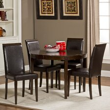 <strong>Hillsdale Furniture</strong> Atmore 5 Piece Dining Set