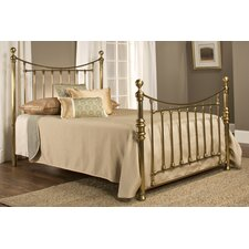 Old England Slat Bed