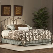 Zurick Metal Bed