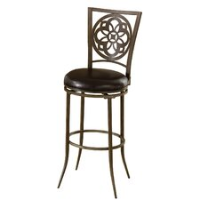 Marsala Swivel Bar Stool