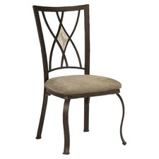<strong>Hillsdale Furniture</strong> Brookside Diamond Back Side Chair (Set of 2)