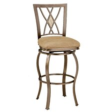 "Brookside 30"" Swivel Bar Stool with Cushion"