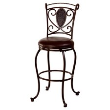 "Scarton 30"" Swivel Bar Stool"
