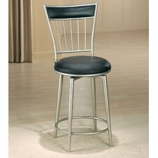 "<strong>Hillsdale Furniture</strong> Benson 30"" Swivel Bar Stool"