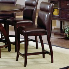 "<strong>Hillsdale Furniture</strong> Nottingham 24"" Bar Stool (Set of 2)"