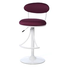 "Venus 24"" Adjustable Swivel Bar Stool"
