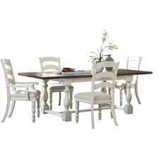 Pine Island 5 Piece Dining Set
