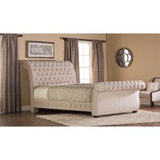 Bombay Sleigh Bed