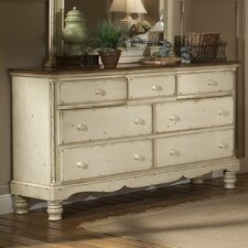 Wilshire 7 Drawer Dresser