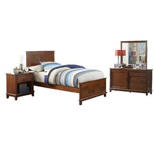 Bailey Panel 4 Piece Bedroom Collection