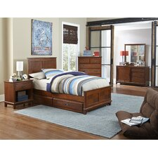 Bailey Twin Panel 6 Piece Bedroom Collection