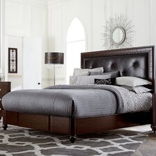 Roma Panel Bed