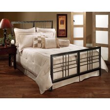 Tiburon Metal Bed