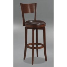 "<strong>Hillsdale Furniture</strong> Archer 30"" Swivel Bar Stool"